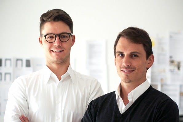 Insurtech Gründer Christian Wiens und Marius Blaesing von GetSafe (Quelle: GetSafe)