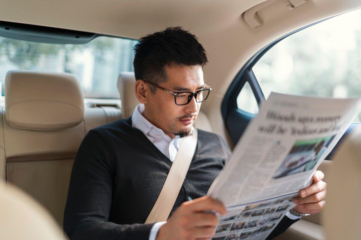 t3n-Daily-Kickoff: Uber hat in einem halben Jahr 14 Millionen User-Daten an die Behörden übergeben