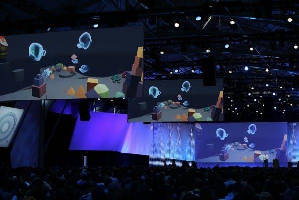 Facebook will die VR-Welt greifbarer und sozialer machen.
