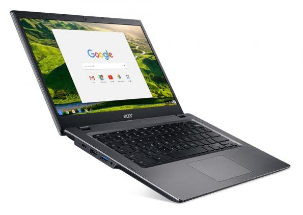 Acer Chromebook 14 for Work. (Bild Acer)