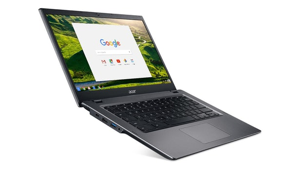Acer Chromebook 14 for Work. (Bild: Acer)
