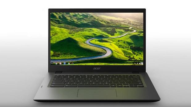 Acer Chromebook 14 for Work: Schnell und robust zugleich