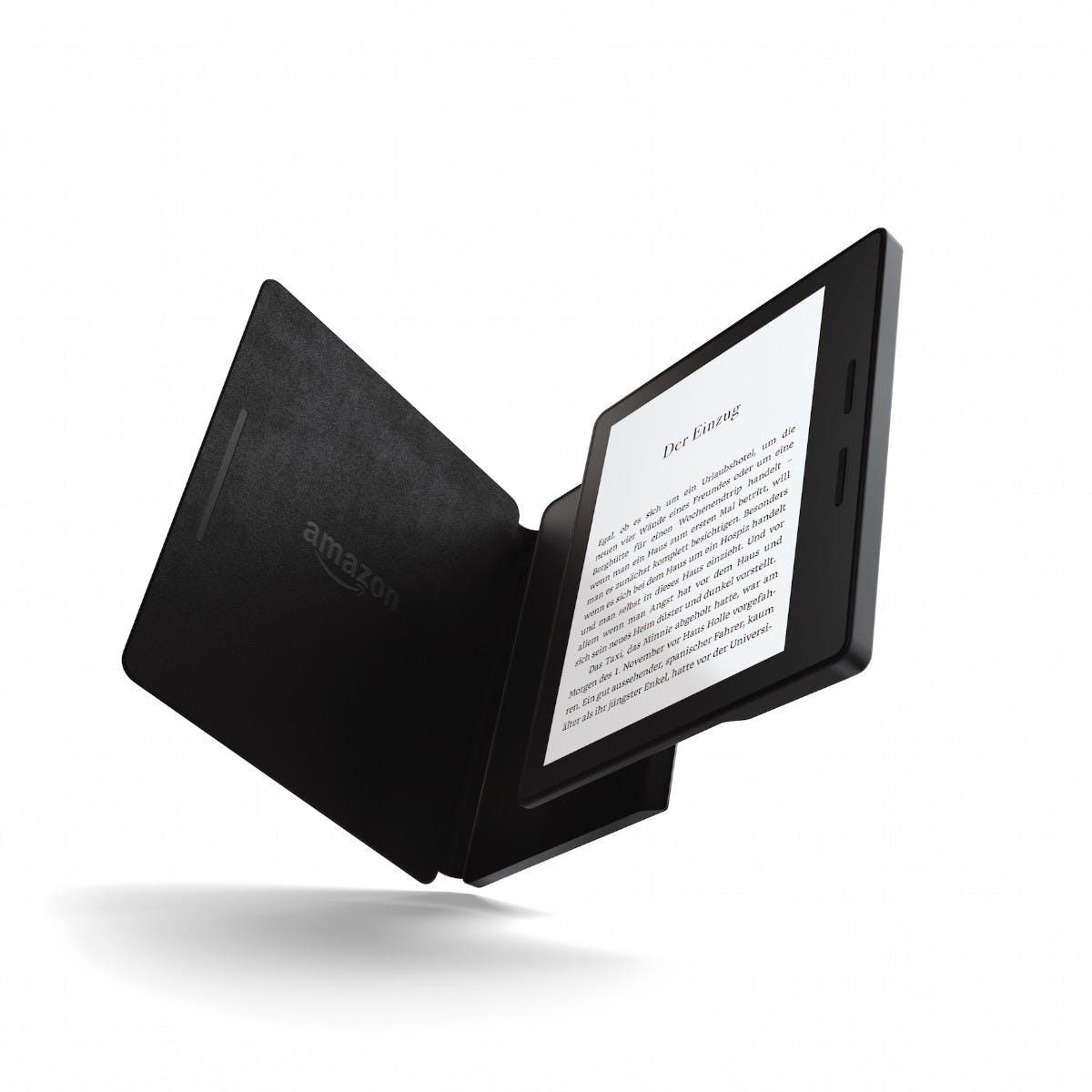 Amazon Kindle Oasis. (Foto: Amazon)