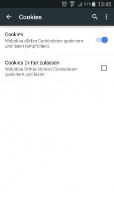 (Screenshot: Chrome)