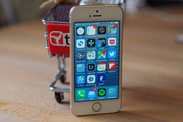 Ein gebrauchtes Apple iPhone SE bringt noch gute Preise. (Foto: t3n)