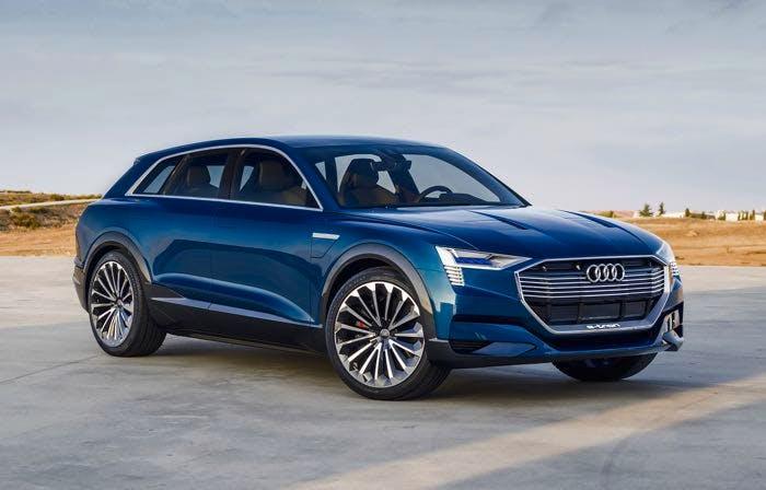 Audi Q6 e-tron. (Foto: Audi)