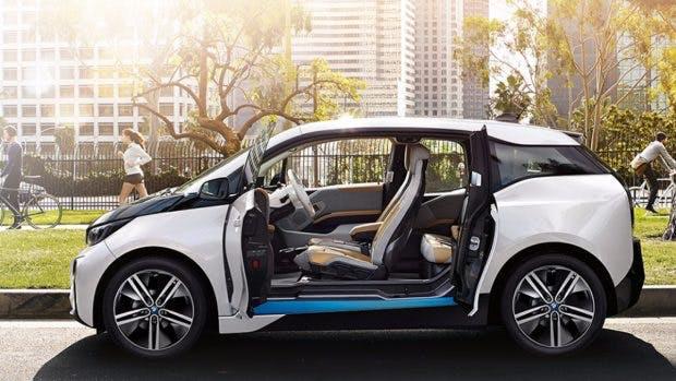 Der BMW i3 soll 2017 ein neues Design bekommen. (Foto: BMW)