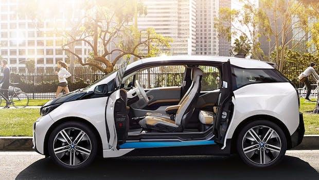 Dem BMW i3 soll ein i3s-Modell mit mehr Leistung beiseite gestellt werden.  (Foto: BMW)