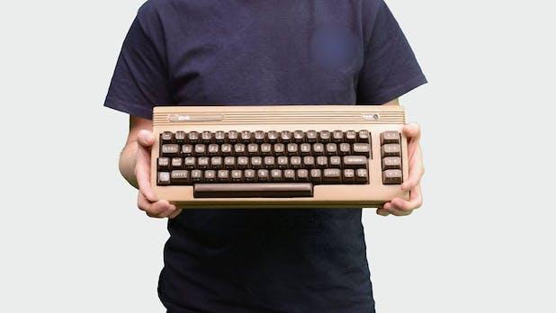 Der C64 ist zurück – mit USB- und HDMI-Ports oder als Handheld-Konsole
