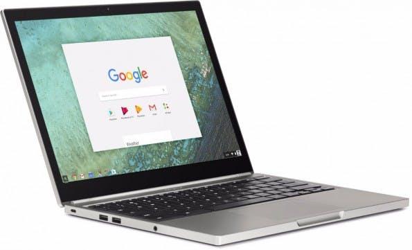 Es ist offiziell: Chromebooks erhalten Zugriff auf den vollen Katalog an Android-Apps. (Bild: Google)