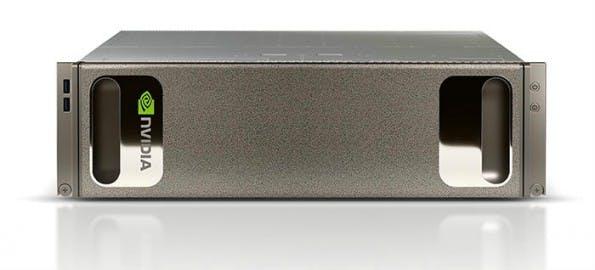 Für KI und Deep-Learning: NVIDIA präsentiert schnell einsetzbaren Supercomputer DGX-1. (Bild: Nvidia)