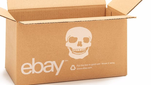 Händler, wenn ihr Selbstmord begehen wollt, kauft eBay-gebrandete Kartons [Kommentar]