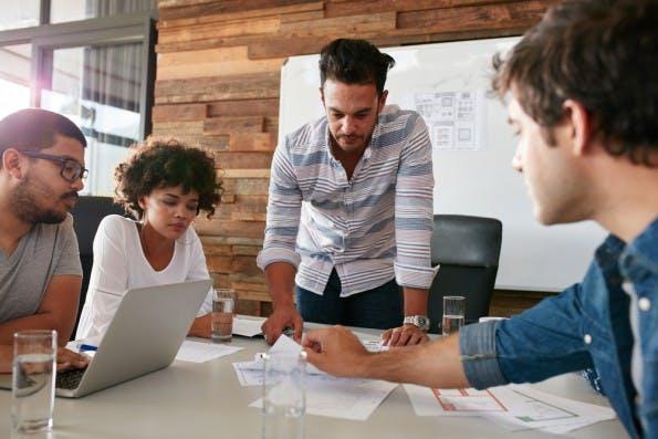 effiziente meetings protokoll fuehren