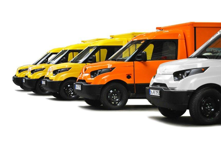 E-Lieferwagen: Streetscooter werden jetzt bei Ford-Händlern verkauft