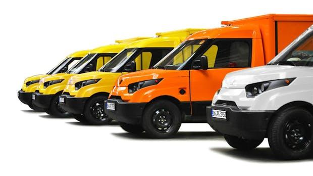 Start für Elektroauto StreetScooter: Deutsche Post geht unter die Autobauer