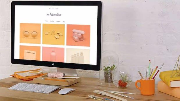 """Konkurrenz für Shopify: Etsy führt mit """"Pattern"""" einen Website-Baukasten für Händler ein"""