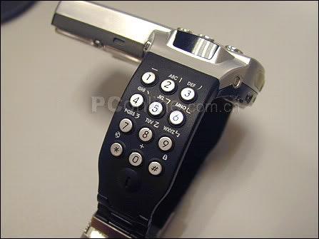 F88 Wrist Phone. (Foto: 66Mobile)