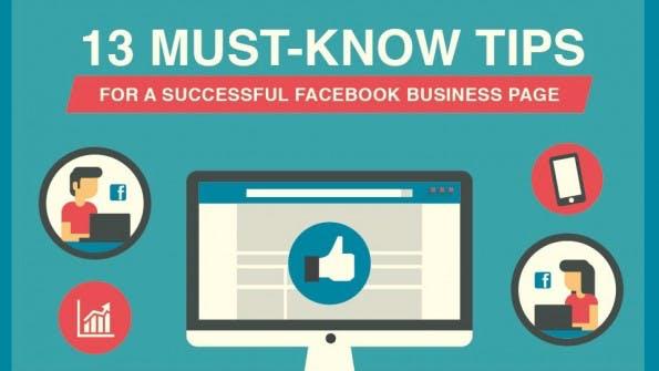 So kommst du zur perfekten Facebook-Page für dein Business. (Grafik: quill.com)