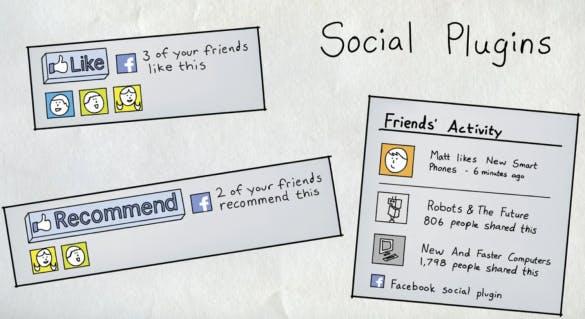 Social Plugins sind beliebt, aber wie vor Abmahnungen schützen? (Screenshot: t3n.de)