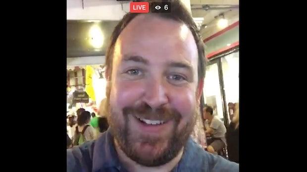 Facebook startet Live-Video für alle – und bezahlt Unternehmen für die Nutzung
