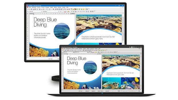 Kostenloses Office-Paket für Windows und Linux: Das kann FreeOffice 2016