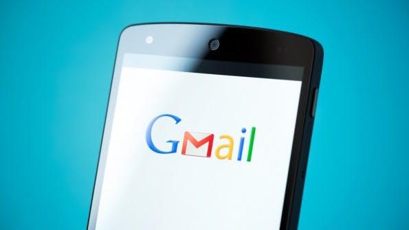Gmail fällt im E-Mail-Anbieter-Test der Stiftung Warentest durch. (Foto: Bloomua / Shutterstock.com)