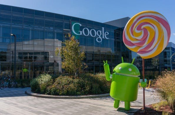 Area 120: Google plant Startup-Inkubator für die eigenen Mitarbeiter. (Foto: Asif Islam / Shutterstock.com)