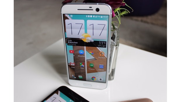 HTC 10 Hands-On. (Foto. t3n)