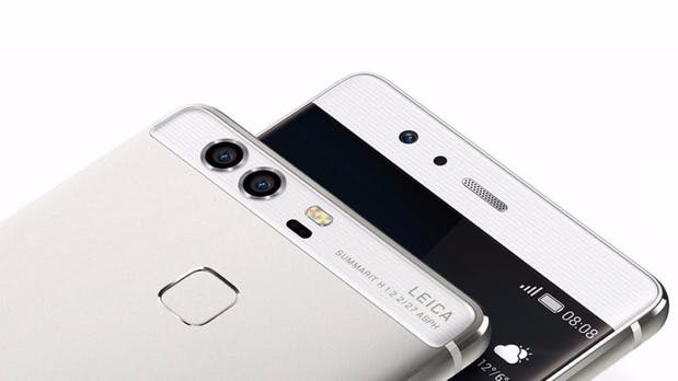 Huawei P9 ist offiziell: Das High-End-Smartphone mit den zwei Leica-Linsen