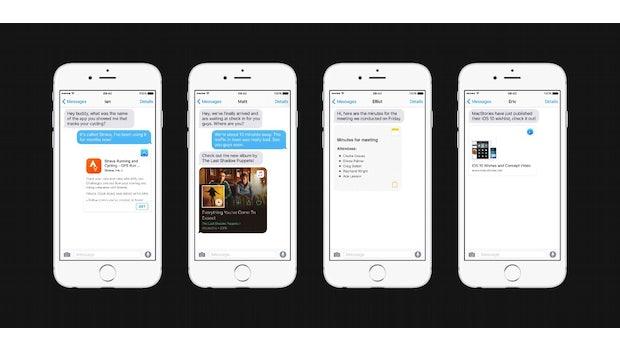 Das iOS-10-Konzept von macstories.net. (Bild: macstories.net)