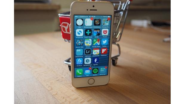iPhone SE. (Foto: t3n)
