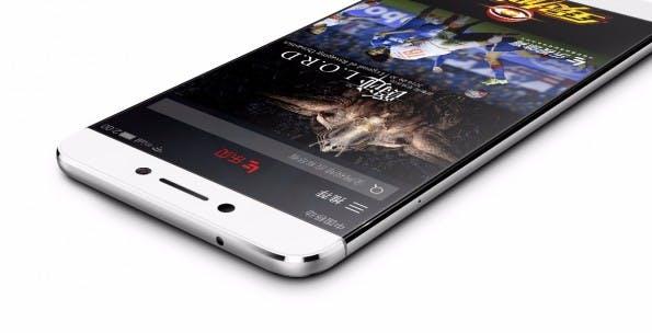 LeEco: Smartphones mit USB Typ C ohne Audiobuchse. (Bild: LeEco)