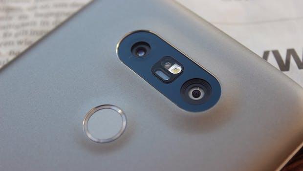 Die Dual-Cam des LG G5Foto: t3n)
