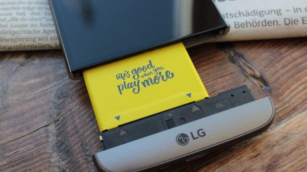 G5 gefloppt: Jetzt verabschiedet sich auch LG vom modularen Smartphone