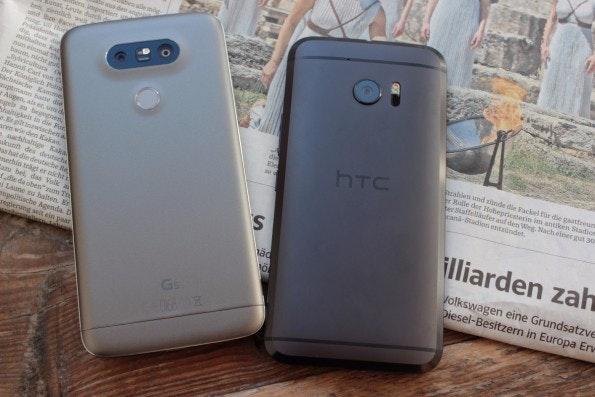 Das LG G5 hat in diesem Jahr harte Konkurrenz. (Foto: t3n)