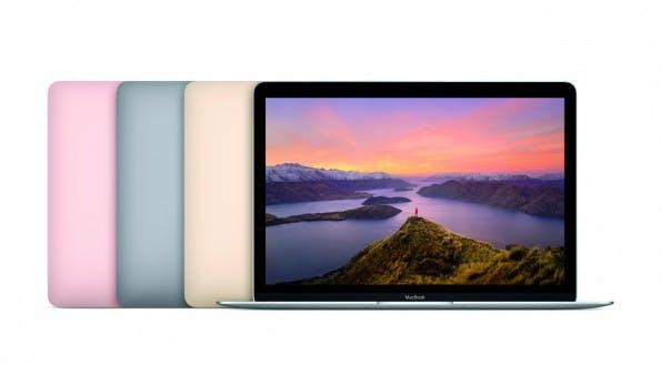 Die 2016er MacBook-Pro-Modelle sollen sich in puncto Design am MacBook orientieren. (Bild: Apple)