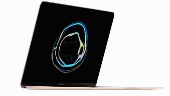 Wer OS X möglichst portabel haben will und nicht auf ein Retina-Display verzichten möchte, ist mit dem MacBook gut bedient. (Bild: Apple)