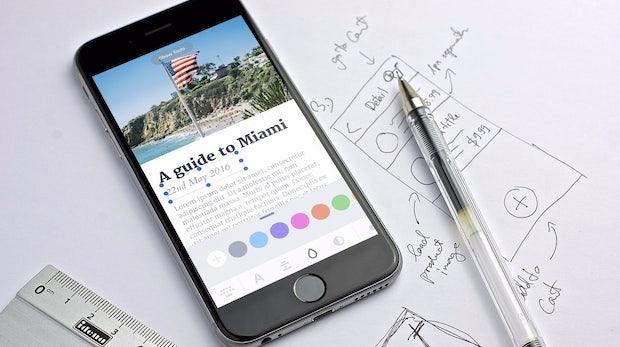 Prototyping auf dem iPhone wird noch besser: Marvel stellt neue App-Version vor [Update]