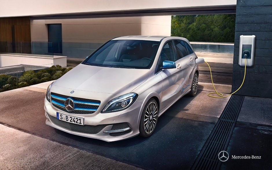 Mercedes Benz B Class Electric Drive 5 T3n Digital Pioneers