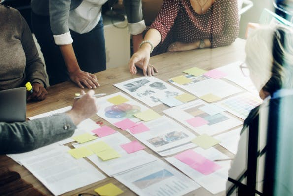 Rund 78 Prozent aller hiesigen Startups werden im Team gegründet. (Foto: Shutterstock)