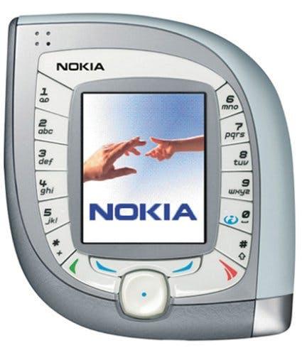 Nokia 7600. (Bild: Nokia)