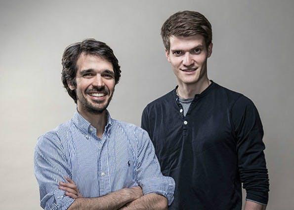 Für die Protonet-Gründer Ali Jelveh und Christopher Blum ist die Y Combinator-Förderung ein Ritterschlag. Für Seedmatch-Investoren hingegen Anlass zur Sorge. (Foto: Protonet)