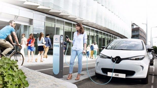 Renault will mit einem sehr günstigen Elektroauto in China punkten. (Foto: Renault)