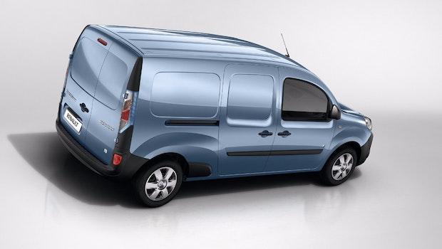 Renault Kangoo Z.E. (Bild: Renault)