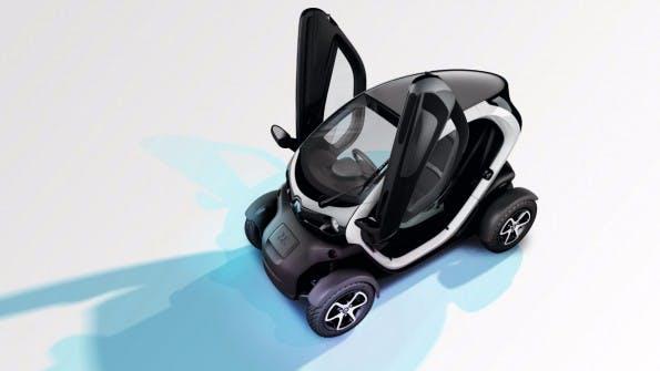 Renault Twizy. (Bild: Renault)