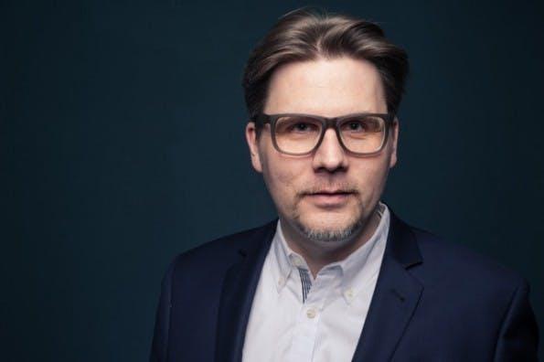 Roland Panter ist Kommunikationsvorstand im Bundesverband Community-Management. (Foto: Dennis Wisnia)