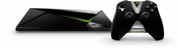 Nvidia Shield Android TV. (Foto: Nvidia)