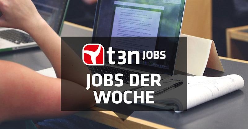 Neue Jobs für Marketer, Projektmanager und...