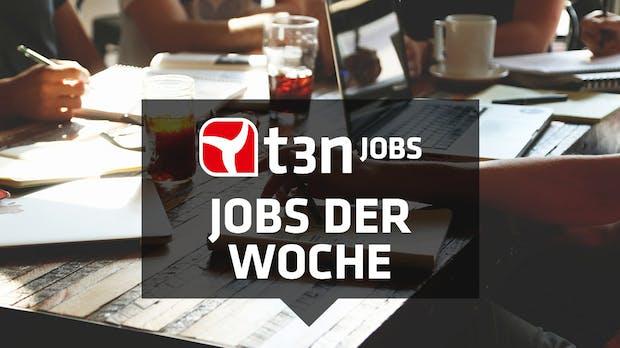 40 neue Stellen für Webworker aus den Bereichen Entwicklung und Design