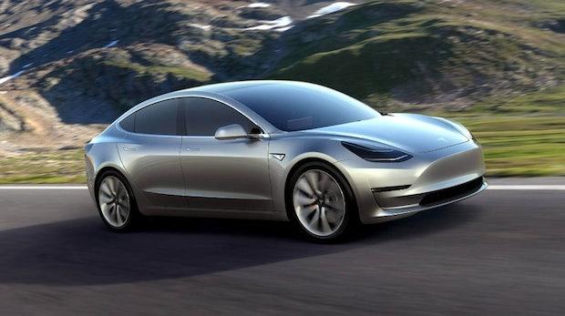 Tesla Model 3: Noch 420.000 Vorbestellungen offen